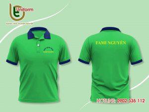 áo đồng phục công ty Family Nguyễn