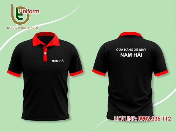 áo thun đồng phục công ty Nam Hải