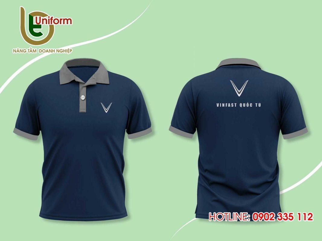 áo thun đồng phục tập đoàn Vinfast