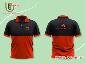 áo thun đồng phục công ty Vũ Long