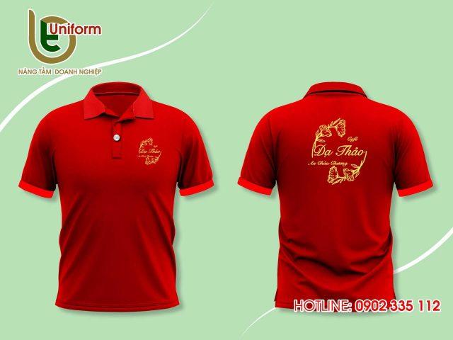 Áo đồng phục công ty Dạ Thảo