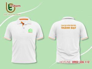 Áo đồng phục công ty Thành Đạt