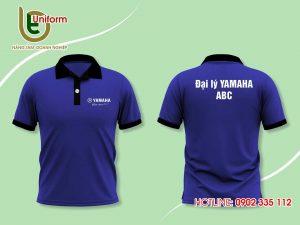 áo đồng phục Yamaha ABC