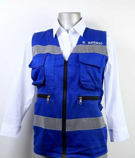 Mẫu áo phản quang giá rẻ - áo gile bảo hộ tại Đồng Phục Tiến Bảo.