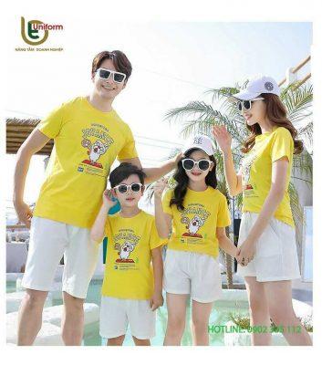 áo gia đình đẹp