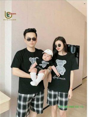 áo gia đình 2