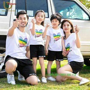 áo gia đình 3