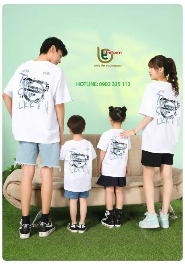 áo gia đình 6