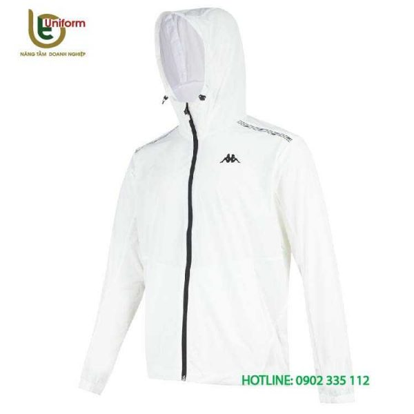 áo khoác gió nữ 4