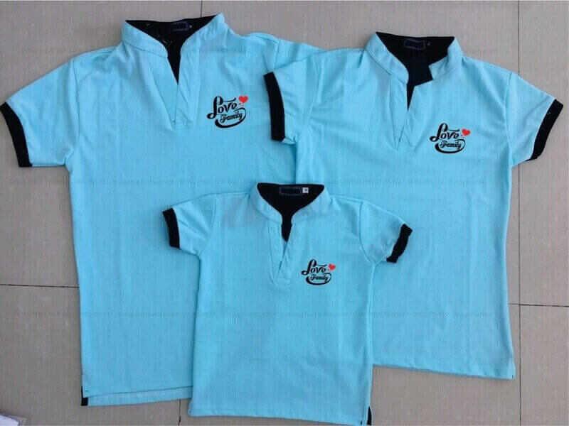 áo thun cổ trụ công ty angimex