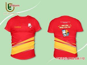 áo thun Mobifone