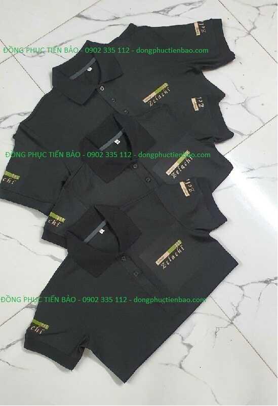 áo thun đồng phục công ty Zelachi
