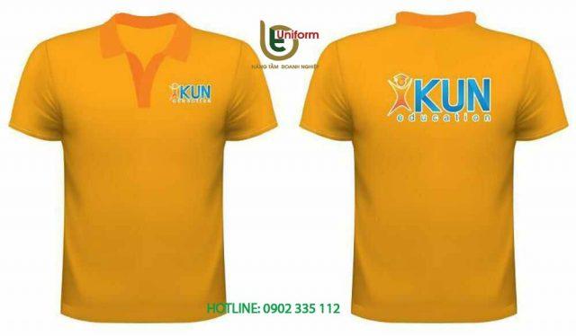 Áo thun quảng cáo Kun