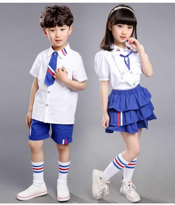 Đồng phục học sinh mầm non trường quốc tế