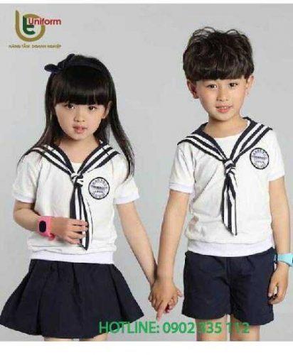 Đồng phục học sinh mầm non 2