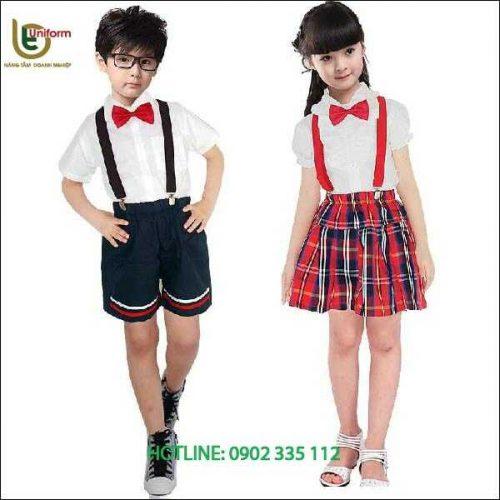 đồng phục mầm non 7