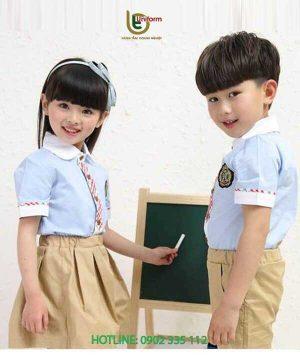 đồng phục học sinh tiểu học 2