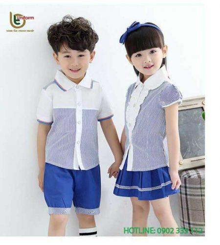 Đồng phục học sinh tiểu học 4