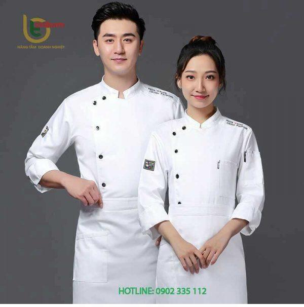 đồng phục nhà hàng 4