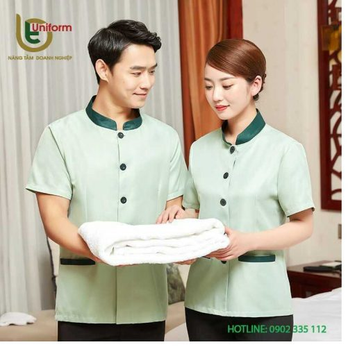 Đồng phục khách sạn 8
