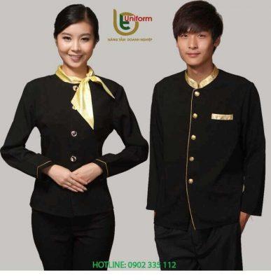 đồng phục khách sạn 2
