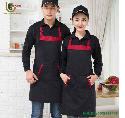 đồng phục quán cafe 1