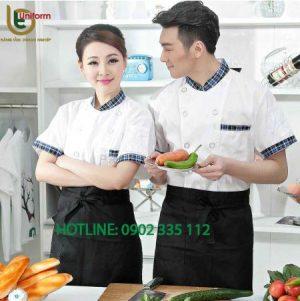 đồng phục quán cafe 4