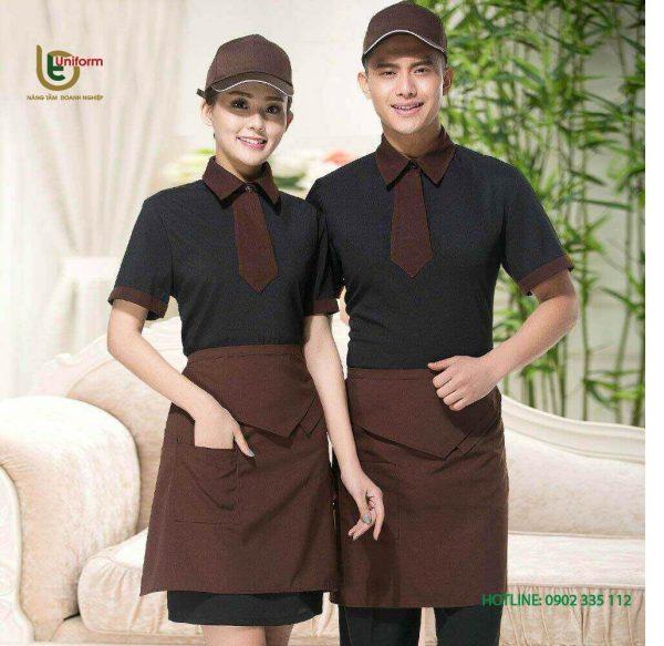 đồng phục quán cafe 5