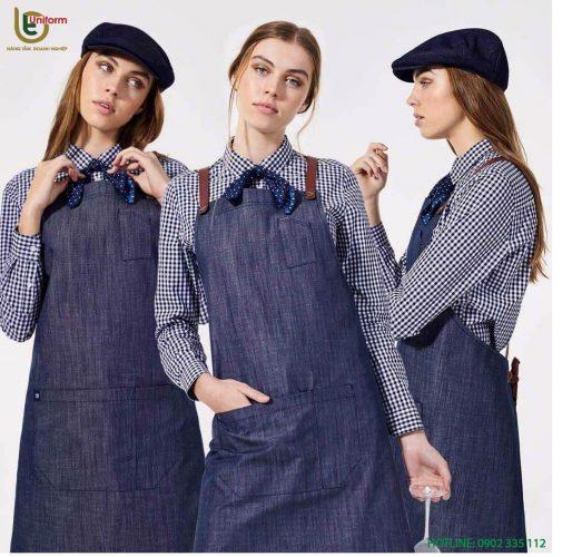đồng phục cafe 6