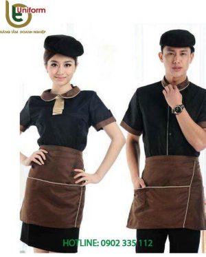 đồng phục quán cafe 9