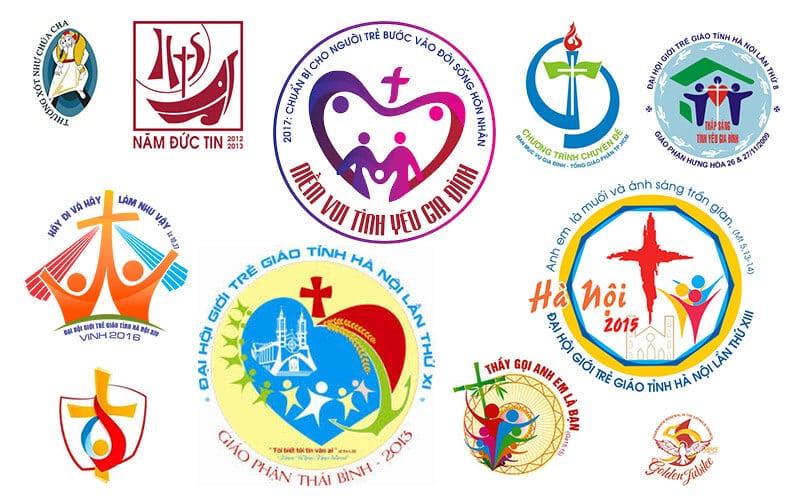 Logo đồng phục công giáo