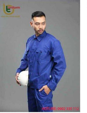 Quần áo bảo hộ lao động 1