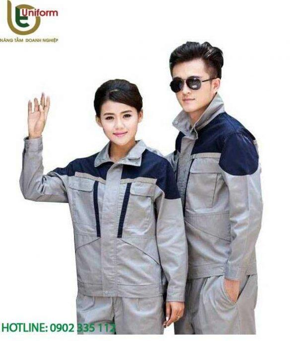 Quần áo bảo hộ lao động 11