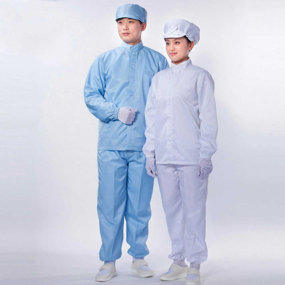 Vải kate may đồ bảo hộ lao động