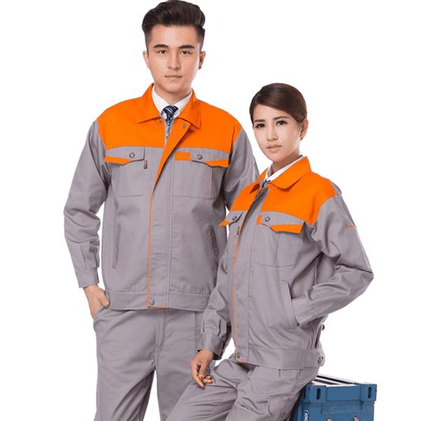 Mẫu quần áo bảo hộ cho kỹ sư tại Đồng Phục Tiến Bảo