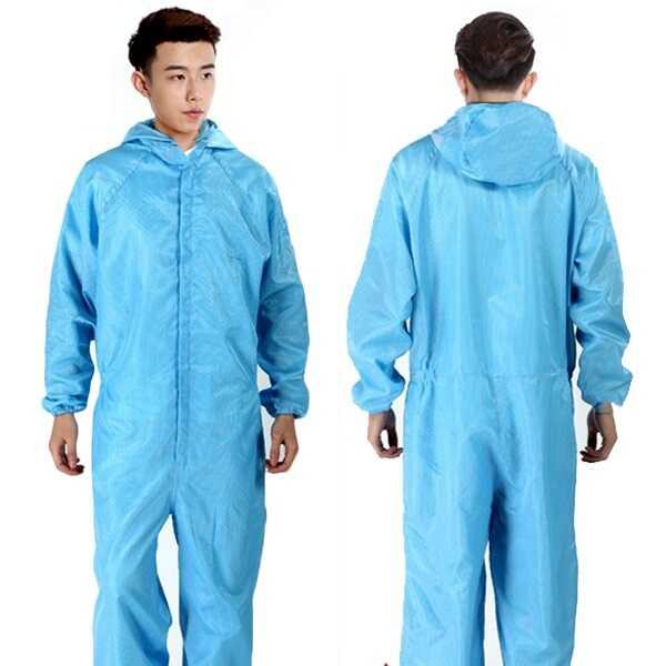 Mẫu quần áo bảo hộ chống hóa chất tại Đồng Phục Tiến Bảo.