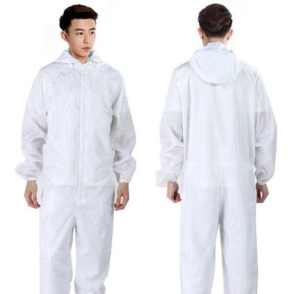 quần áo bảo hộ công nhân hóa chất