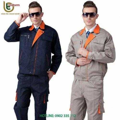 Quần áo bảo hộ lao động 5