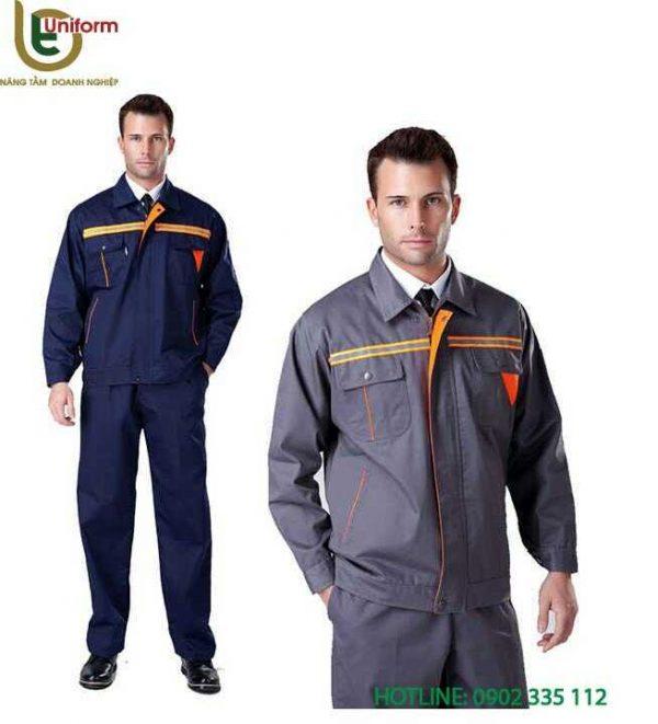 Quần áo bảo hộ lao động 7