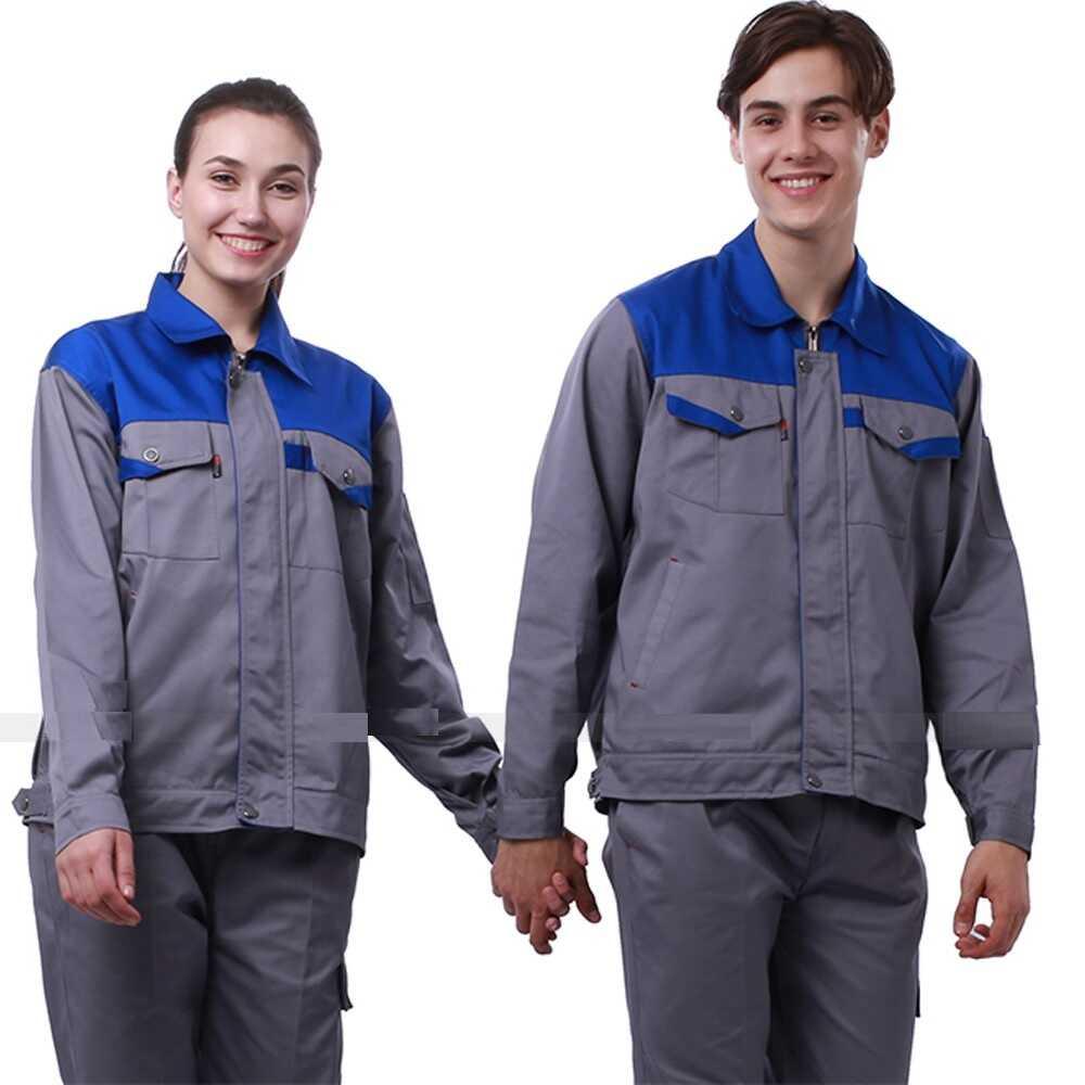 Đồng phục công nhân đẹp