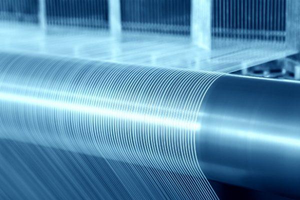 Quy trình sản xuất sợi vải chiffon