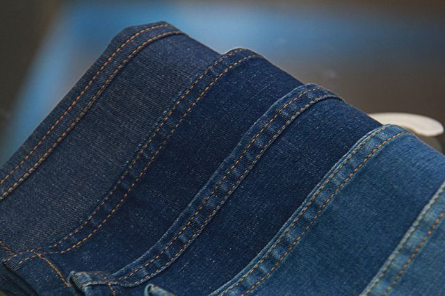 Vải jeans thun