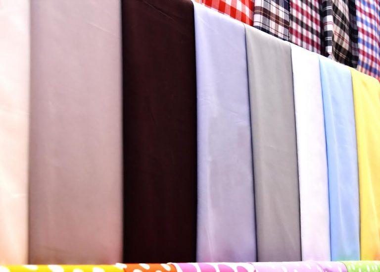 Vải kate silk (kate lụa)