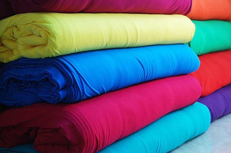 Lựa chọn chất liệu vải thun cotton 100% tốt cho bé
