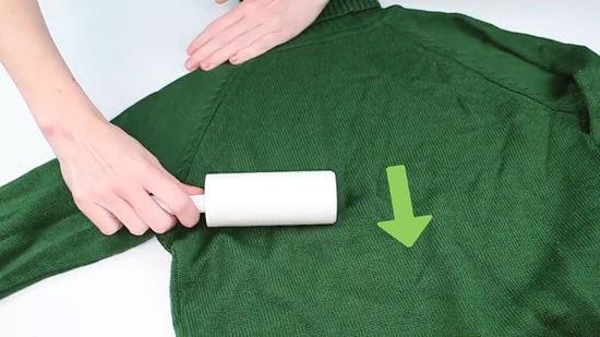 mẹo xử lý áo bị xù lông