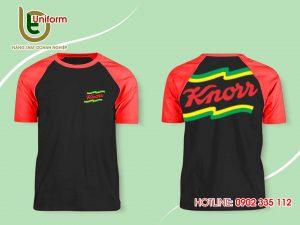 áo raglan Knorr