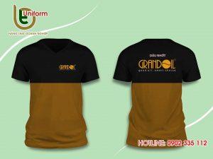 áo thun quảng cáo 9