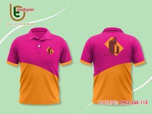 áo đồng phục công ty Gago