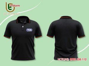 áo đồng phục công ty TCM
